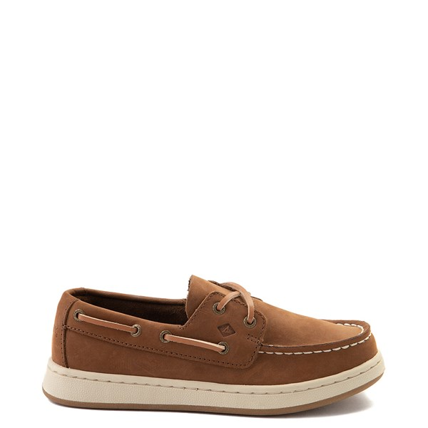 Sperry Top-Sider Cup II Boat Shoe - Little Kid / Big Kid - Brown