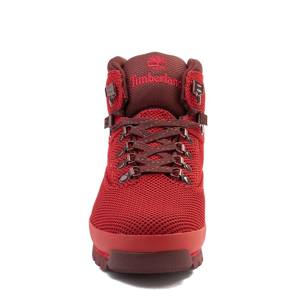 3bc57673691 Mens Timberland Euro Hiker Cordura® Boot