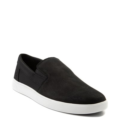 Alternate view of Mens Timberland Groveton Slip On Casual Shoe - Black