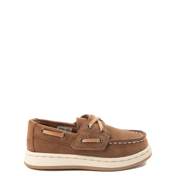 Sperry Top-Sider Cup II Boat Shoe - Toddler / Little Kid - Brown
