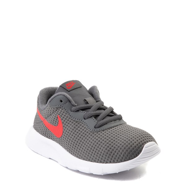 alternate view Nike Tanjun Athletic Shoe - Little KidALT1