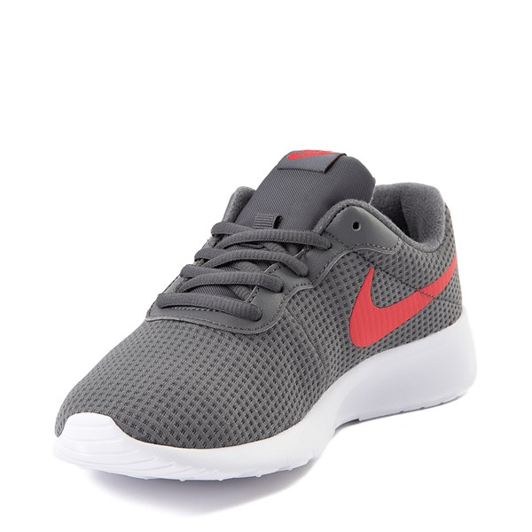 alternate view Nike Tanjun Athletic Shoe - Big KidALT3