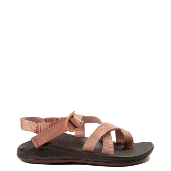 Womens Chaco Z/Boulder 2 Sandal - Metallic Rose