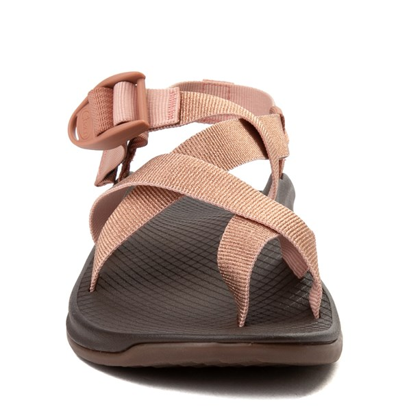 alternate view Womens Chaco Z/Boulder 2 Sandal - Metallic RoseALT4