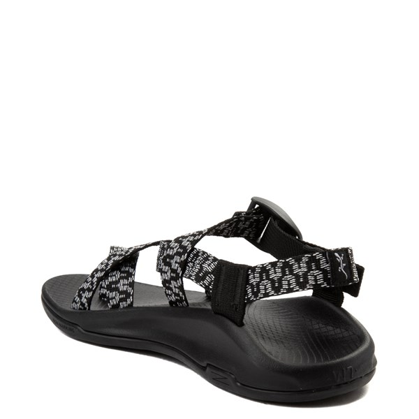 alternate view Womens Chaco Z/Boulder 2 Sandal - Black / WhiteALT2