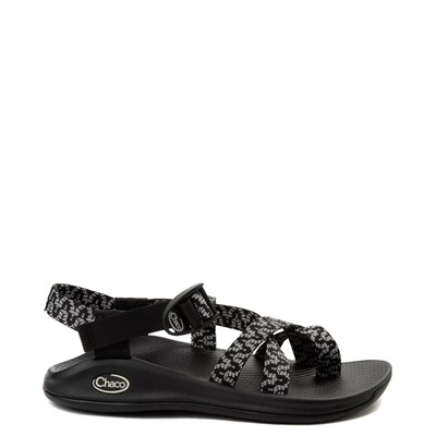 Main view of Womens Chaco Z/Boulder 2 Sandal - Black / White