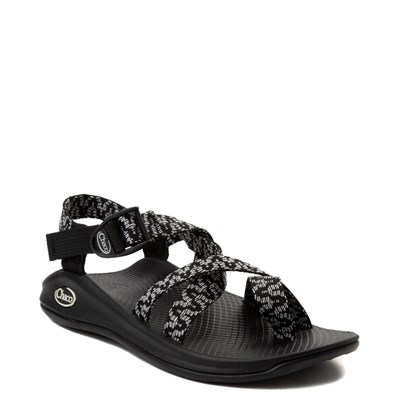Alternate view of Womens Chaco Z/Boulder 2 Sandal - Black / White