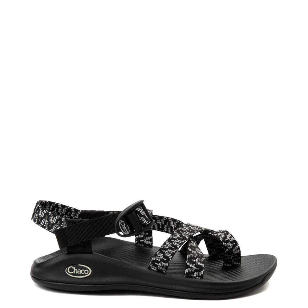 Womens Chaco Z/Boulder 2 Sandal - Black / White