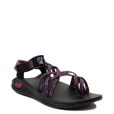 Alternate view of Womens Chaco Z/Boulder X2 Sandal - Squared Magenta