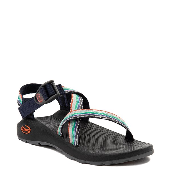 alternate view Womens Chaco Z/Boulder Sandal - Prism MintALT1