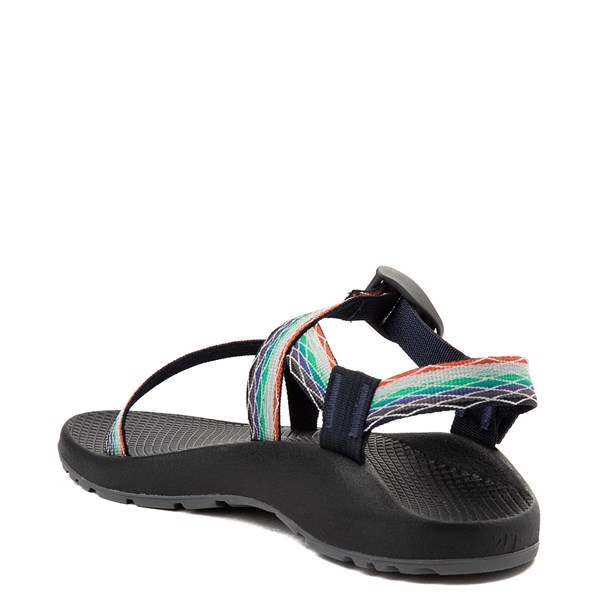 alternate view Womens Chaco Z/Boulder Sandal - Prism MintALT2