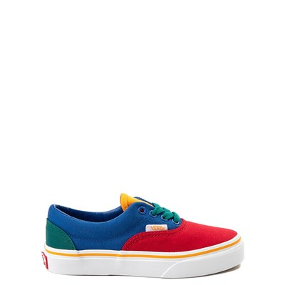 Main view of Vans Era Skate Shoe - Little Kid - Multi
