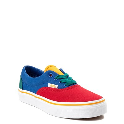 Alternate view of Vans Era Skate Shoe - Little Kid - Multi