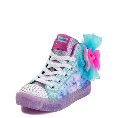 Alternate view of Youth Skechers Twinkle Toes Shuffle Brights Sneaker