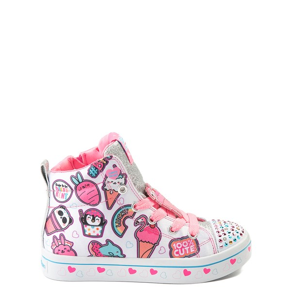 Default view of Skechers Twinkle Toes Twi-Lites Sweets Sneaker - Little Kid