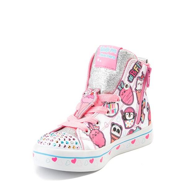 alternate view Skechers Twinkle Toes Twi-Lites Sweets Sneaker - Little KidALT3