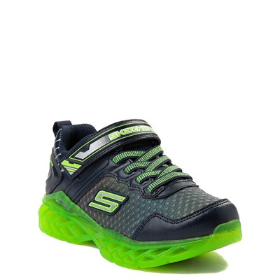 Alternate view of Youth Skechers S Lights Flex Charge Blastistix Sneaker