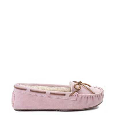 Main view of Womens Minnetonka Cally Casual Shoe - Blush