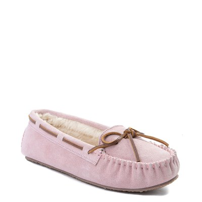 Alternate view of Womens Minnetonka Cally Casual Shoe - Blush