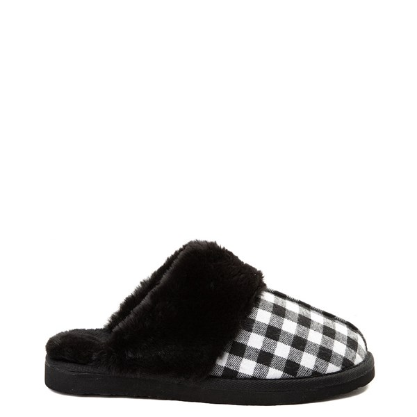 Womens Minnetonka Chesney Plaid Slipper