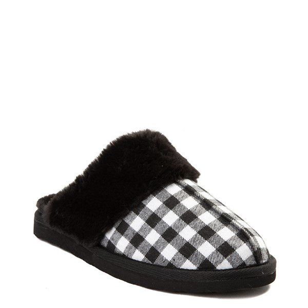 Alternate view of Womens Minnetonka Chesney Plaid Slipper