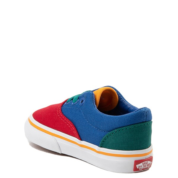 alternate view Vans Era Skate Shoe - Baby / Toddler - MultiALT2