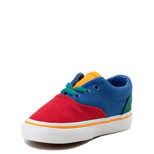 alternate view Vans Era Skate Shoe - Baby / Toddler - MultiALT3