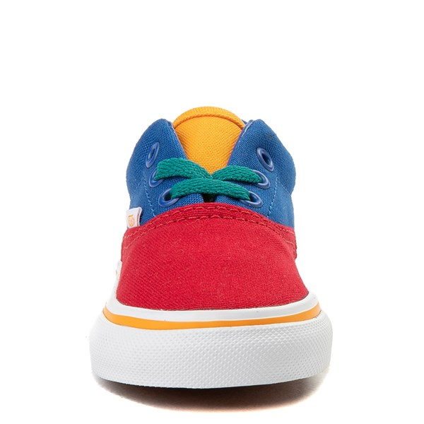 alternate view Vans Era Skate Shoe - Baby / Toddler - MultiALT4