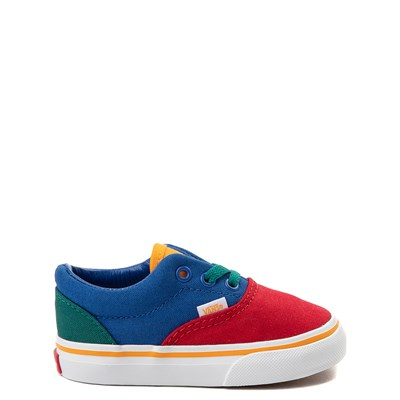 Main view of Vans Era Skate Shoe - Baby / Toddler - Multi