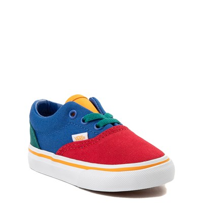 Alternate view of Vans Era Skate Shoe - Baby / Toddler - Multi