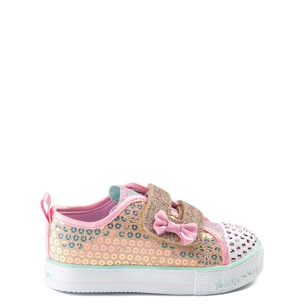 Skechers Twinkle Toes Mermaid Sneaker - Toddler