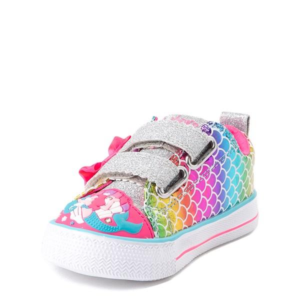 alternate view Skechers Twinkle Toes Mermaid Sneaker - ToddlerALT3