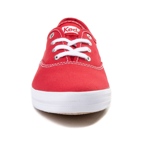 alternate view Womens Keds Champion Original Casual Shoe - RedALT4