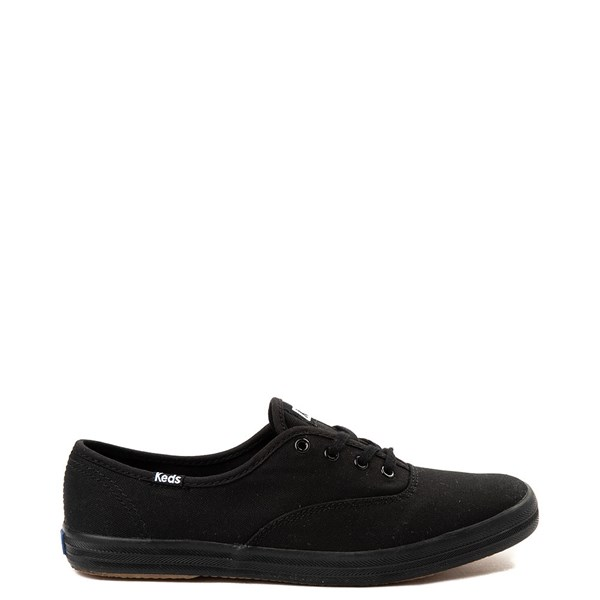 Main view of Womens Keds Champion Original Casual Shoe - Black
