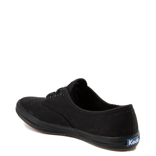 alternate view Womens Keds Champion Original Casual Shoe - BlackALT2