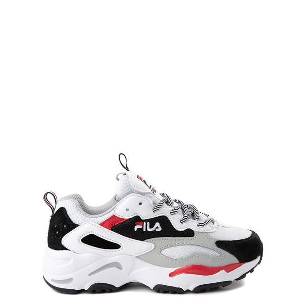 sale retailer 89724 5c8fd Fila Ray Tracer Athletic Shoe - Big Kid ...