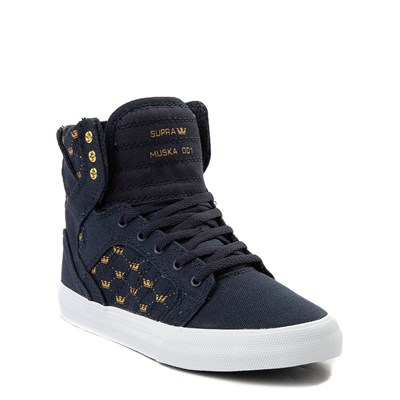 Alternate view of Youth/Tween Supra Skytop Skate Shoe