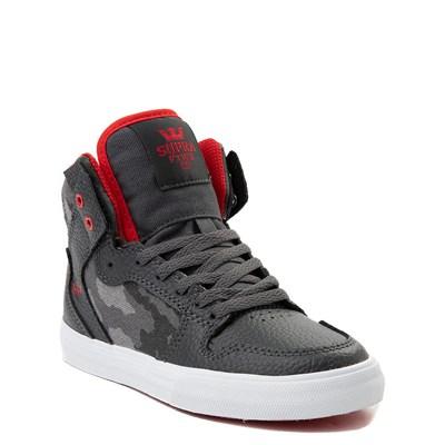 Alternate view of Youth/Tween Supra Vaider Skate Shoe