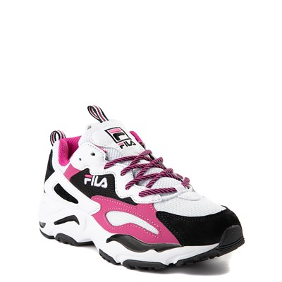 Alternate view of Fila Ray Tracer Athletic Shoe - Big Kid