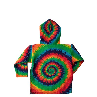 Alternate view of Toddler Tie Dye Baja Poncho