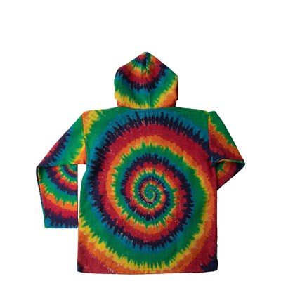Alternate view of Youth Baja Tie Dye Poncho