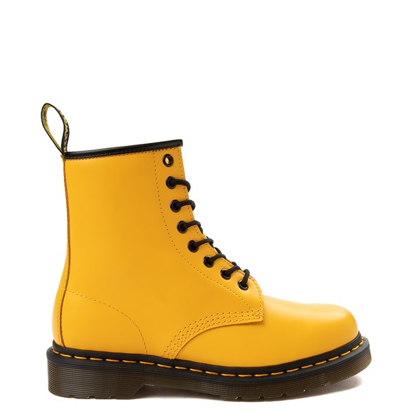 Dr. Martens 1460 8-Eye Color Pop Boot - Yellow