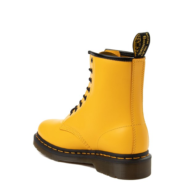 alternate view Dr. Martens 1460 8-Eye Color Pop BootALT2