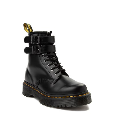 Alternate view of Womens Dr. Martens 1460 8-Eye Bex Buckle Boot
