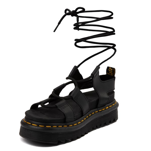 alternate view Womens Dr. Martens Nartilla Sandal - BlackALT3