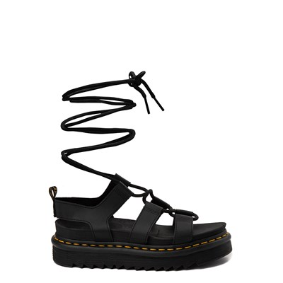 Main view of Womens Dr. Martens Nartilla Sandal - Black