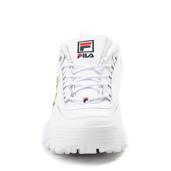 alternate view Womens Fila Disruptor 2 Premium Script Athletic ShoeALT4