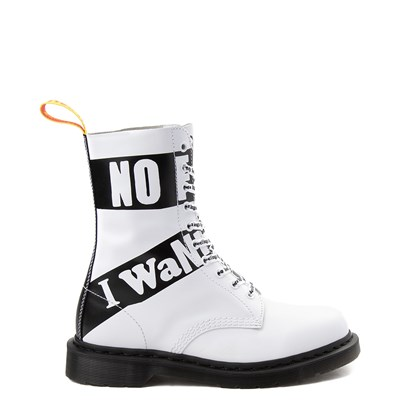 Main view of Dr. Martens 1490 Sex Pistols 10-Eye Boot