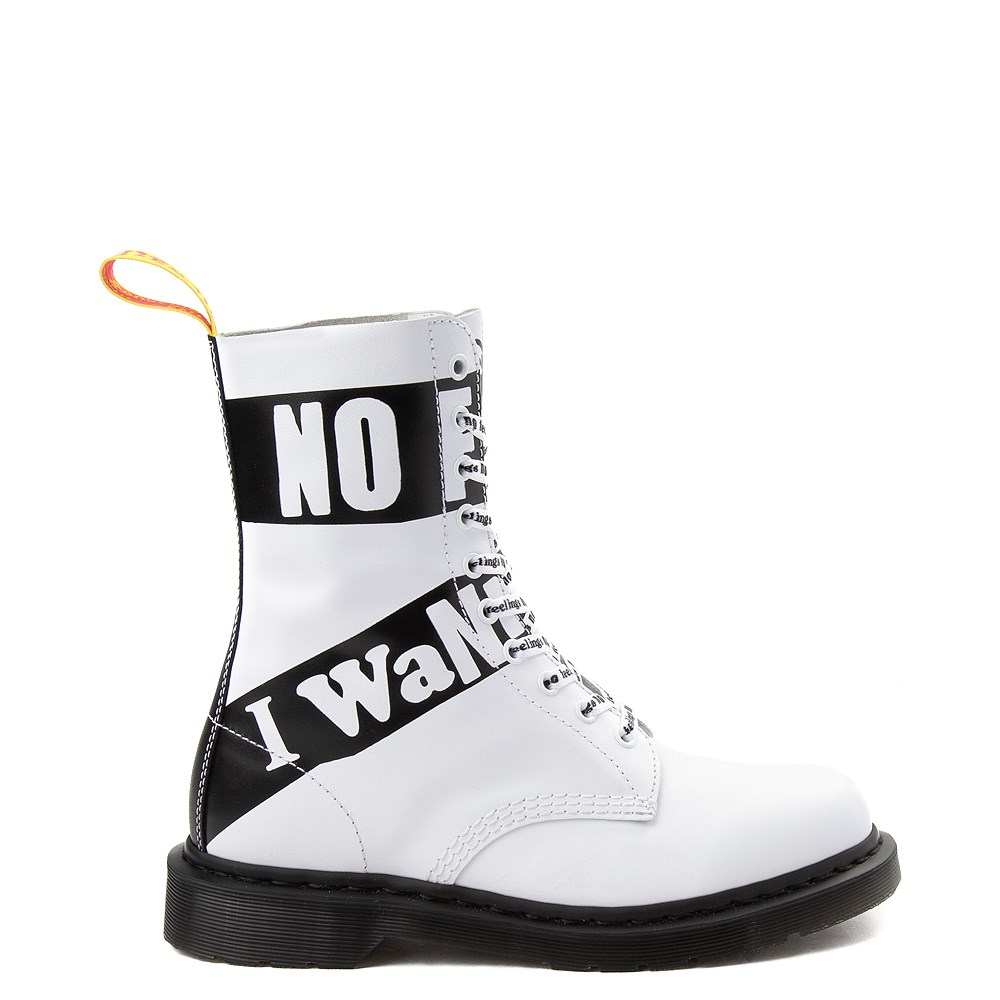 Dr. Martens 1490 Sex Pistols 10-Eye Boot