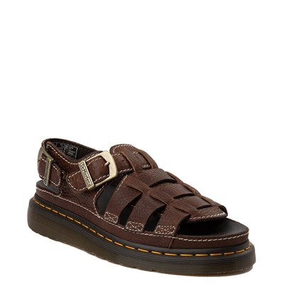ab9da9358de ... Alternate view of Dr. Martens 8092 Fisherman Sandal · black black